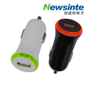 Wholesale Single Port Fast Wireless Usb Chargers Adapter Car Charging Charger