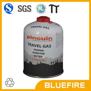 4 Seasons Gas Cartridge Butane /propane Mix 450g En417 Screw Thread Type -  Buy Butane Gas Cartridge Screw Type,Gas Cartridge 450g,En417 Butane Gas