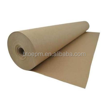 Floor Protection Paper Roll With Paper Thickness 2mm