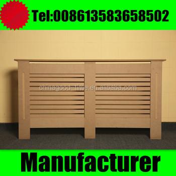 Home MDF Radiator Heater Cover Radiator Cabinets MDF Radiator Cover