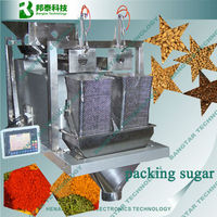 BT-ACZ-D Small 2 Head Linear digital weigher for packing sugar 8615937170924