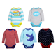 Wholesale china 5pcs newborn kids clothes summer winter baby clothing set