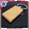 Good quality handmade wooden keychain