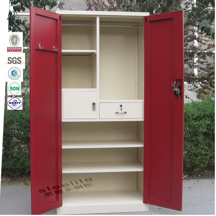 Otobi Furniture Steel Almirah In Bangladesh Price Bedroom Double Door Almirah Wardrobe Godrej