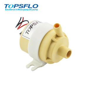 long lifetime silent small circulating pump for thermal pad
