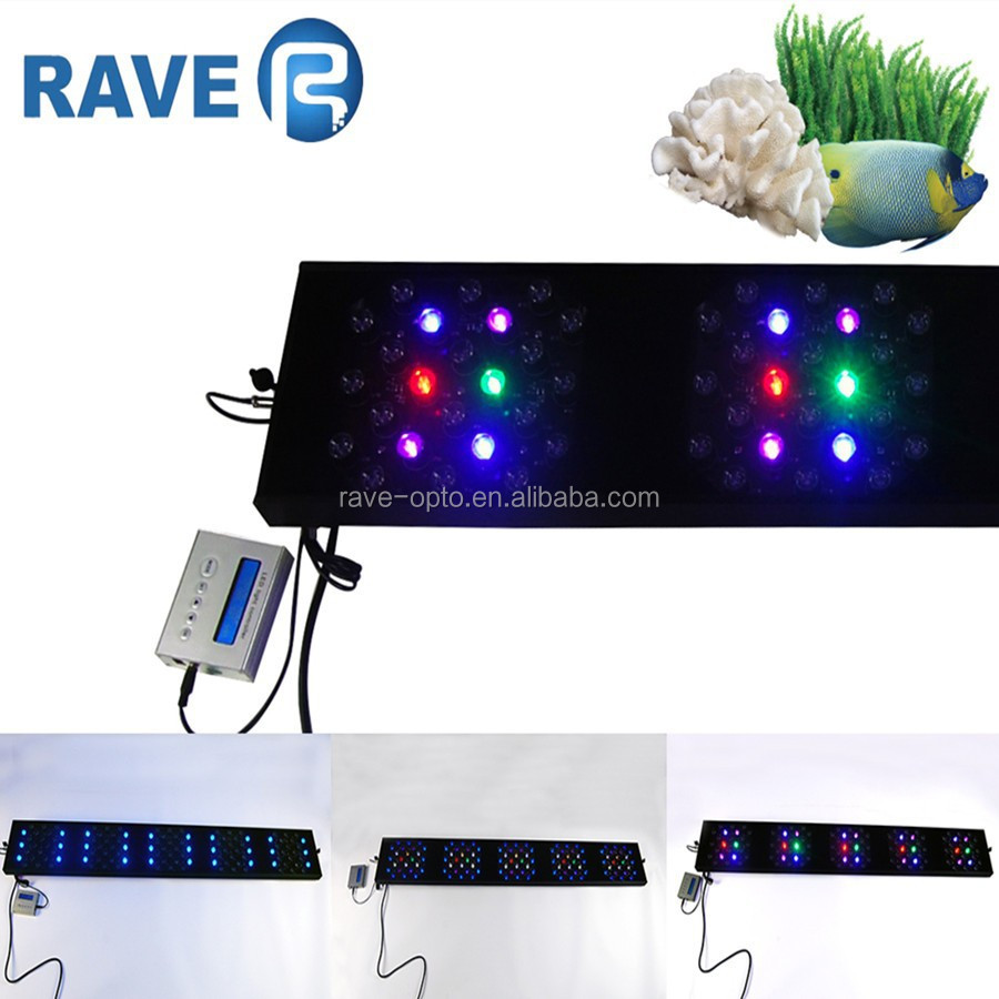 400w Coral Reef Used Led Light Aquarium 5 Feet Suitable For Long ...