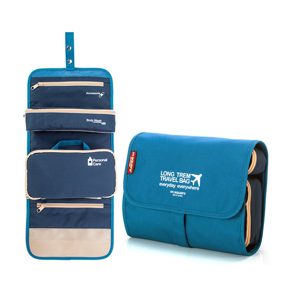 Get Quotations · SNEER Travel Storage Bag Waterproof Flight Finishing Kit  Travel Suitcases Cosmetic Makeup Bags