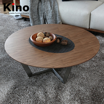 Boreal Europe Furniture Wrought Iron Wood Small Tea Table Office Coffee Shop Creative Round Walnut Grain Tea Tables Buy Table Round Coffee Table Round Wood Tea Tables Product On Alibaba Com
