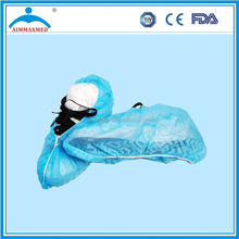 Non woven reliable disposable Anti Skid Shoe Cover protect from dirt and dust in clean and hygienic environment