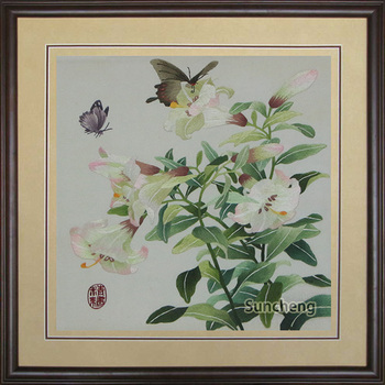 Butterfly/chinese Handmade Folk Art For Home Decoration/xiang ...