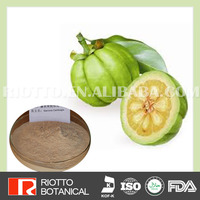 raw material no additives weight losing 50%-98% chinese herbal garcinia cambogia extract