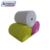 Air filter media roll for manufacture F5 F6 F7 F8 F9 bag filter