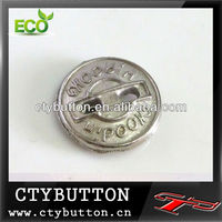 AS-041 white jeans sewing buttons manufacturing company