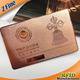 cheap Different culture offset printing luxury metal business cards in china