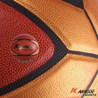 Basketball pvc material type and basketballs