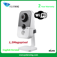 DS-2CD2422FWD-IW Hikvision 3MP IR Cube Network wifi pet camera with sd card