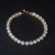 925 Silver Gold Plated Tennis Bracelet From China