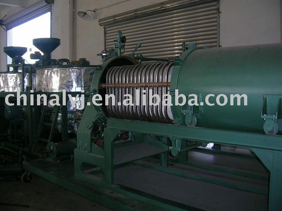 Model JYW Waste Oil Recycling Equipment