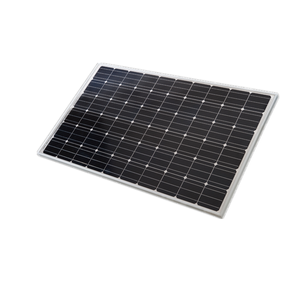 Most efficient mono solar panel 250w for construction machinery
