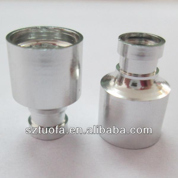 cnc brass earphone parts,aluminum earphone parts machining