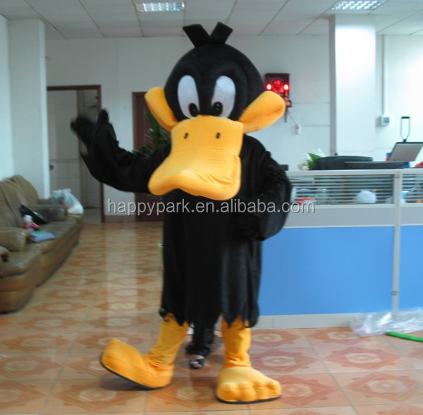 best selling cheap daffy duck mascot costume