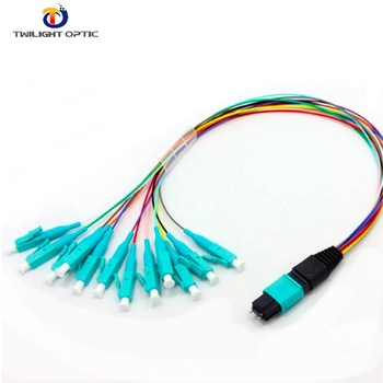 Fine 12 Cores Fan Out Patch Cords Bundle Fiber Optic Cables With Mpo Lc Wiring Digital Resources Xeirawoestevosnl