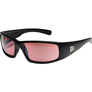 494c1c5bc651f Smith Optics Hideout Tactical Lifestyle Elite Protective Military Sunglasses  Eyewear - Black Ignitor   One Size Fits All