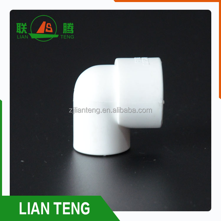 CE and ISO Standards Durable PPR Reducer Elbow with good QC SYSTEM