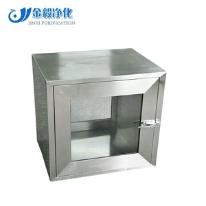 New Type Pass Box / Cleanroom Transfer through Window with Best Price