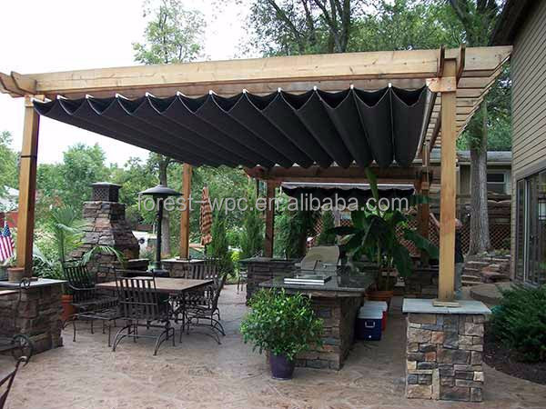 carving dekorative wpc garten holzpergola garten pergola. Black Bedroom Furniture Sets. Home Design Ideas