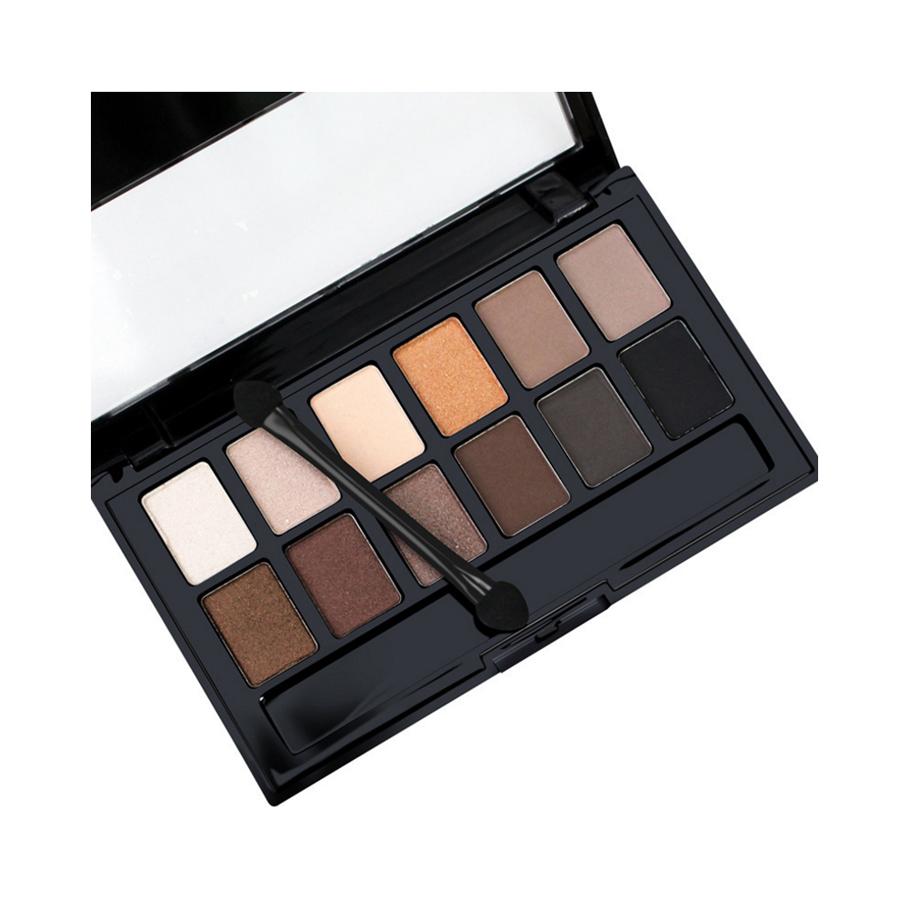beauty Makeup Private Label 12 color Eyeshadow Palette Eye Shadow Palette