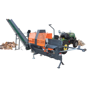 PTO tree cutting machine with NEW CE (TUV)