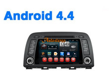 Android 4.4 Mazda CX-5 6 2013 Car Dvd GPS Navi Radio Stereo 3G WiFi TPMS BT