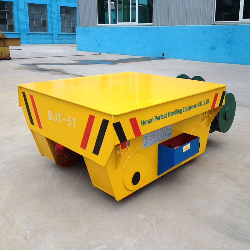 Transfer Trolley To Bay Transfer Bogie Manufacturer Direct Sell ...