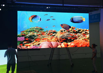 Light Flexible Soft Led Curtain Display For Rental Indoor Led ...