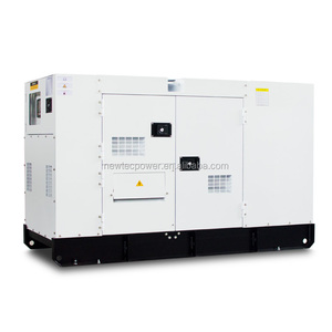 Thailand Malaysia use 50HZ electric generating with Cummins engine diesel generator 50kva