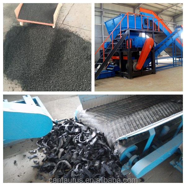 Best price mobile tire shredder with honest service