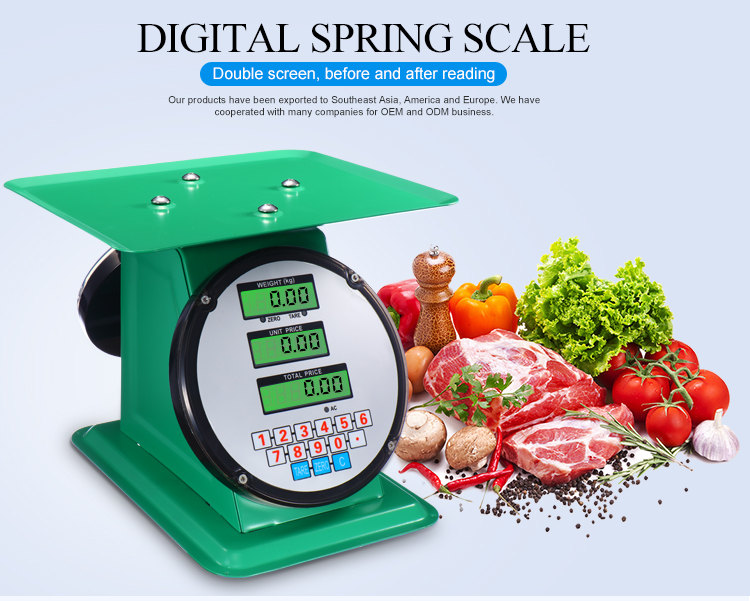 electronic steel scale china digital price computing scale