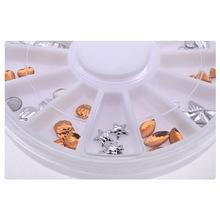 3d nail art bijoux ongles strass ongles decoracion de unas nail glitter decorazioni unghie rhinestones for