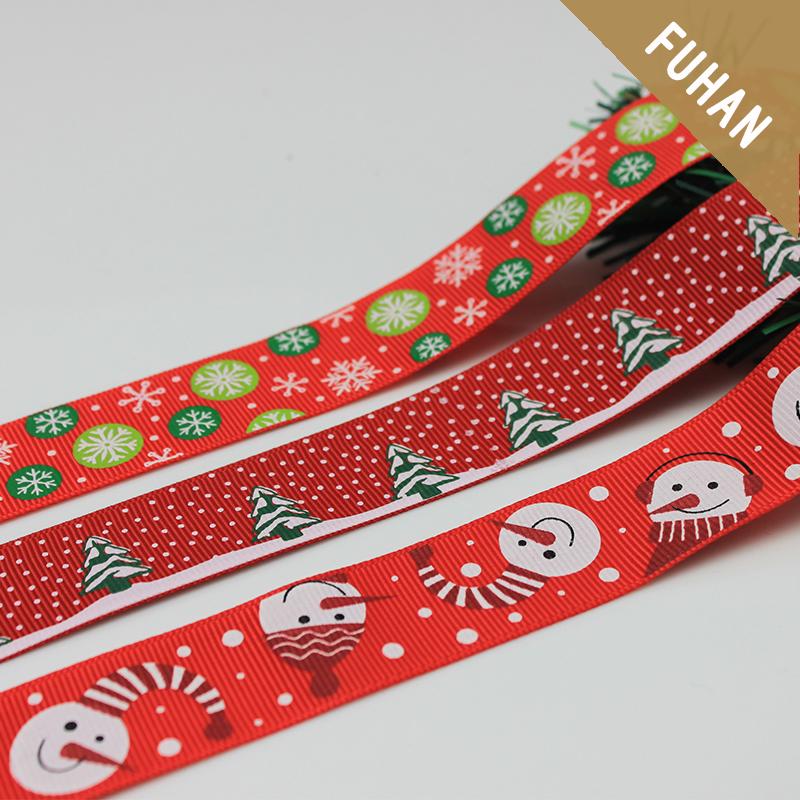 Wholesale Good Quality Red Celebration Packing Ribbon