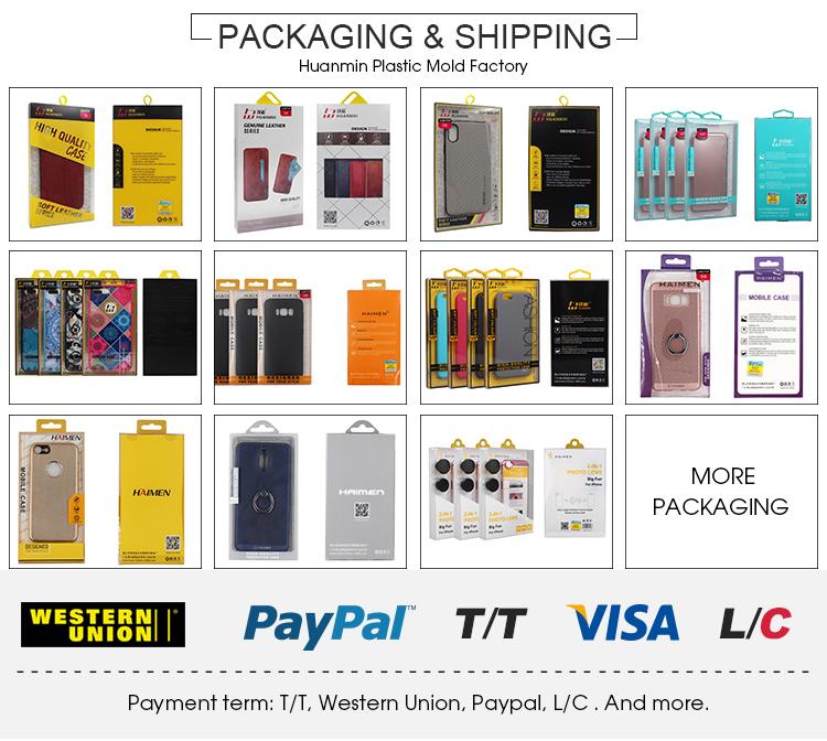 Mobiles Zubehör Luxuxtelefon-Kasten-Abdeckung für den japanischen Markt