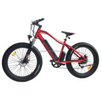 New Style Fat Tire Electric Bike/Bicycle, Beach Sport Ebike 8fun Bafang Motor Fat Tire Electric Bike