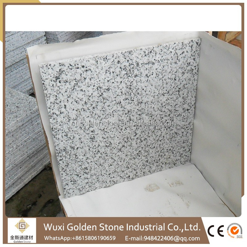 Hot sale 300*600 Swan white granite products