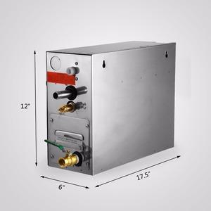 Brand New 4KW Steam Generator Shower Sauna Bath Home Spa