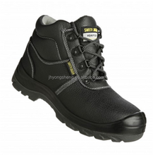 GuardRite Brahma Steel Toe And Mid Plate Anti Static Safety Shoes T-2039