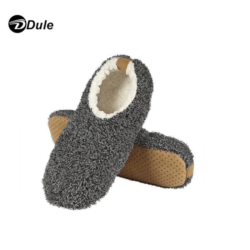 DL-II-1148 slipper socks for men mens shoe socks house socks for men