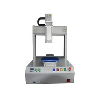 Automatic SMT Solder paste dispenser machine glue sticker