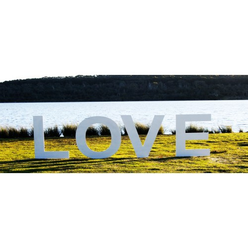 get quotations this is a great gift extra large wooden lettersstanding english wedding love letters wedding props