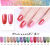 2018 New arrival !!! Fashion UV platinum nail gel polish private label OEM ODM