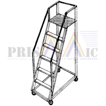Aluminium Ladder Step Trolley - Buy Aluminum Trolley Step Ladder,Aluminium  Ladder,Trolley Ladder Product on Alibaba com